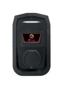 efuturo-wallbox met type 2-stopcontact, 1 fase, zonder RFID-toegangscontrole, met elektriciteitsmeter