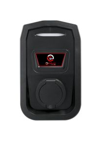 efuturo-wallbox met type 2-stopcontact, 3 fasen, zonder RFID-toegangscontrole, zonder elektriciteitsmeter