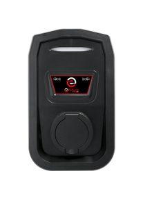 efuturo-wallbox met type 2-stopcontact, 1 fase, met RFID-toegangscontrole, met elektriciteitsmeter