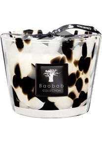 Baobab Pearls Pearls Black Scented Candle Max 10 500 g
