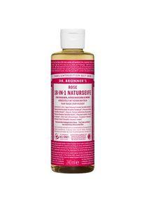 Dr. Bronner's Skin care Body care Rose 18-in-1 Natural Soap 475 ml