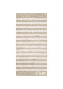 JOOP! Accessories Classic Stripes Sand 50 x 100 cm 1 Stk.