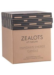 Zealots of Nature Home Scented candles Mandarin Energy Candle 355 g