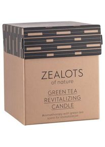 Zealots of Nature Home Scented candles Green Tea Revitalizing Candle 355 g