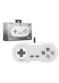 retro-bit Legacy 16 USB Pad - Grey - Gamepad - Nintendo Switch