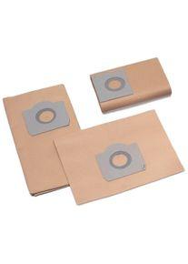 Sacs filtrants pour aspirateur Steinbock INOX, 50 litres, classe de poussière H