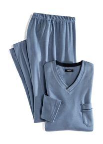 Walbusch Herren Wohlfühl-Schlafanzug Easycare