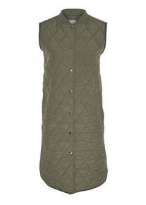Inwear CallasIW Quilted Vest - Beetle GreenGrønn