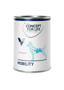 Concept for Life Veterinary Diet Mobility.- maxi lot % : 48 x 400 g