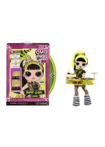 L.O.L. Surprise OMG Remix Rock- Bhad Gurl and Drums