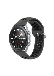 INCOVER,Master Universal Smartwatch To-Farget Silikon Reim (20mm) - Sort