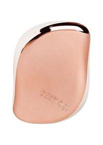 Tangle Teezer Haarbürsten Compact Styler Rose Gold Cream 1 Stk.
