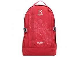 Haglöfs Tight Junior 8 Kinderrucksack 34 cm brick red/tulip pink