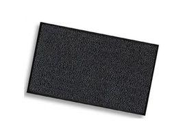 Schmutzfangmatte, Fußmatte in Spitzenqualität für Eingangs-/Empfangsbereich, 40 x 60 cm, schwarz-meliert