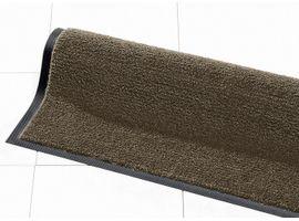 Schmutzfangmatten für innen und außen, Größe 101 (Matte, 40x 60 cm), Mahagoni