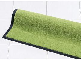 Schmutzfangmatten für innen und außen, Größe 101 (Matte, 40x 60 cm), Hellgrün