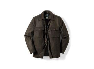 Walbusch Herren Hemd-Jacke normale Größen