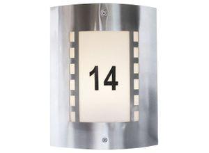 click-licht Außen-Stehlampe »Hausnummern für Leuchte