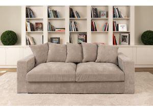 AMARIS Elements Sofa »Samt Sofa