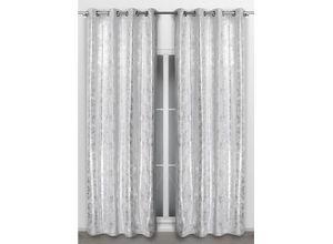 Vorhang »Beautex Vorhang mit Ösen