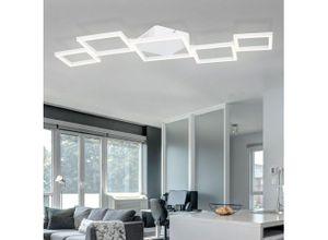 etc-shop Deckenleuchte, Deckenleuchte LED Deckenlampe