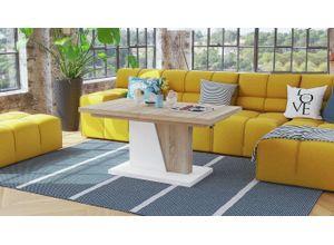 Mazzoni Couchtisch »Design Couchtisch Tisch