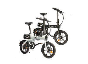 HOME DELUXE E-Bike »OPTIMUS«, Automatikschaltung,