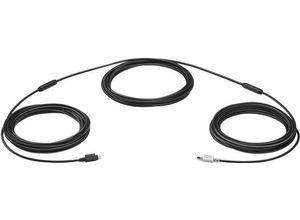 Logitech Verlängerungs-Kabel für Group, Konferenzgerät Zubehör