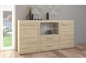 Küchen-Preisbombe Wohnwand »TOP Kommode Sideboard
