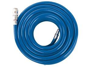 Scheppach Hochdruckschlauch, für Kompressoren, blau