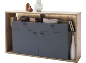 MCA furniture Sideboard »Lizzano«, moderner